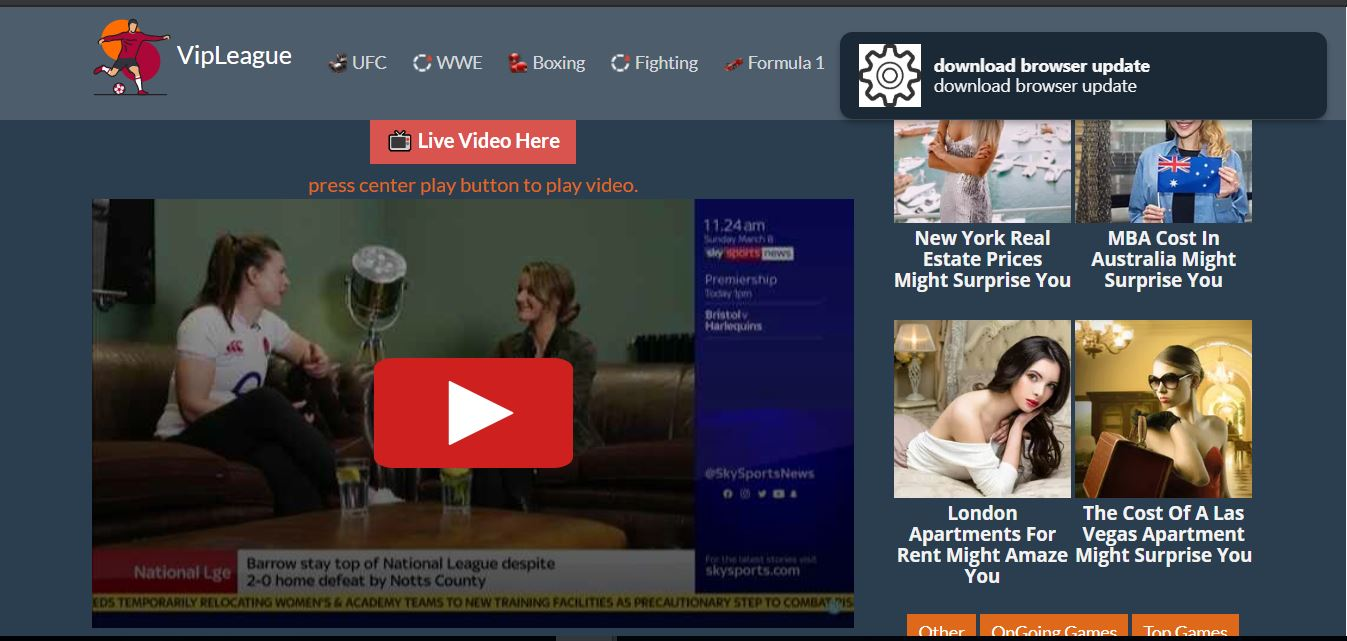 sites like vipleague, vipleague alternatives, vip league, vipleague