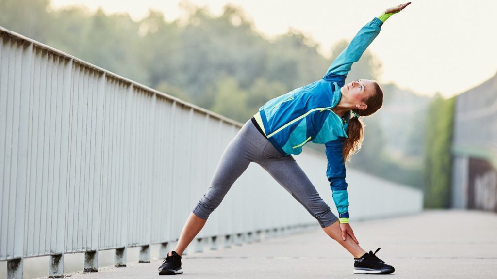 Yoga Benefits for Runners