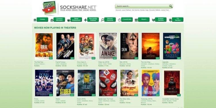 SockShare net