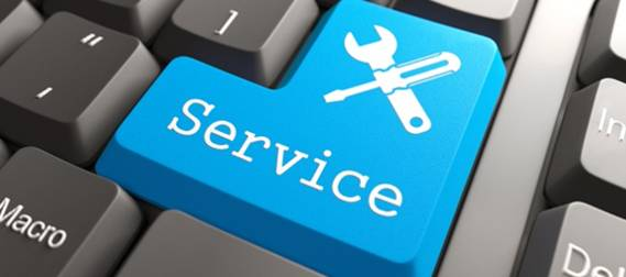 e specific to your services