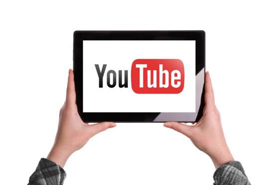 Make your blog page and YouTube channels