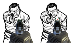The importance of a good sight on your firearm