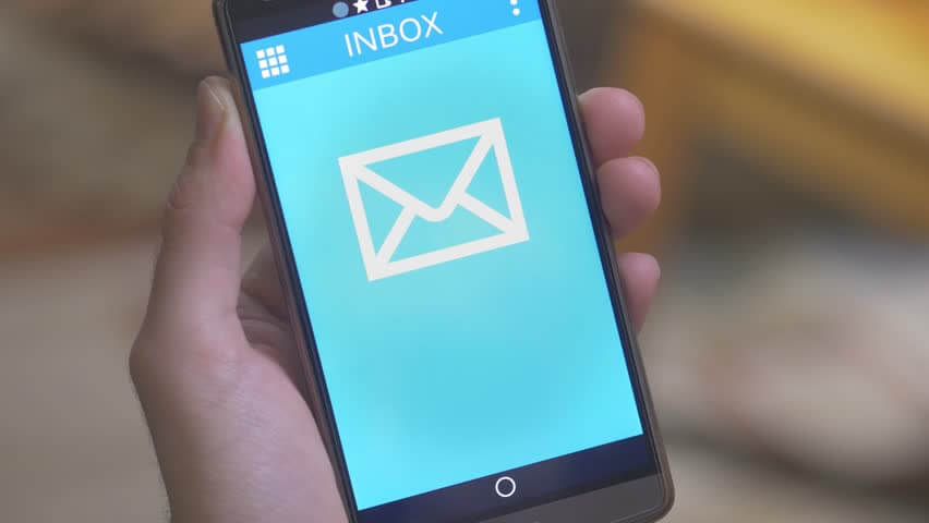 temporary email app