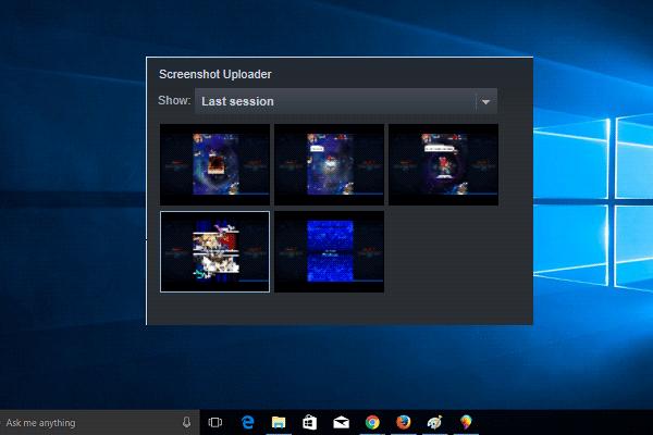 steam screenshot folder location