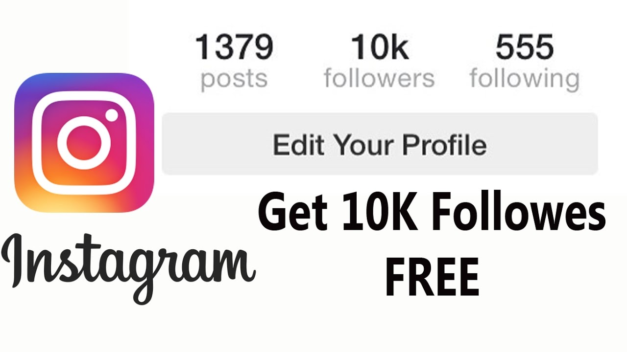 How To Get FREE Real Instagram Followers & Likes - 200+ A