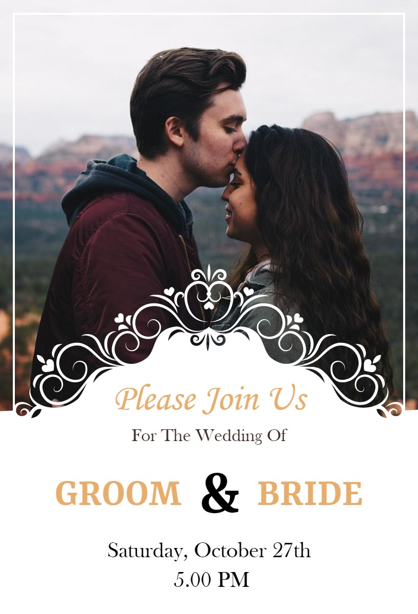 Wedding Invitation Templates & Ideas
