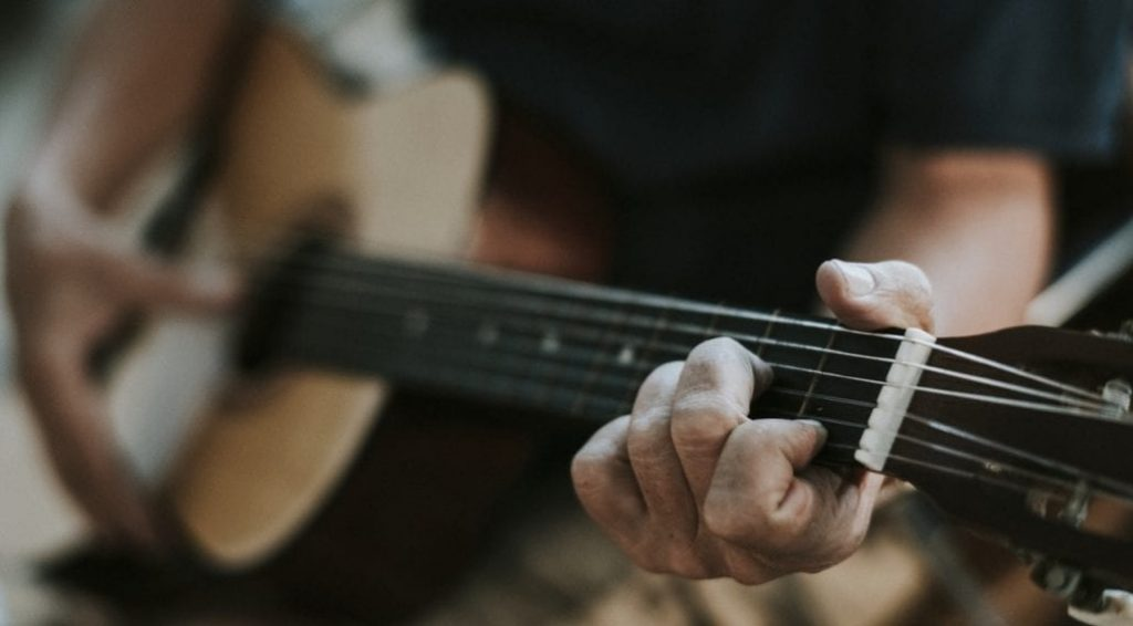 5 Reasons You Should Pick Up The Guitar