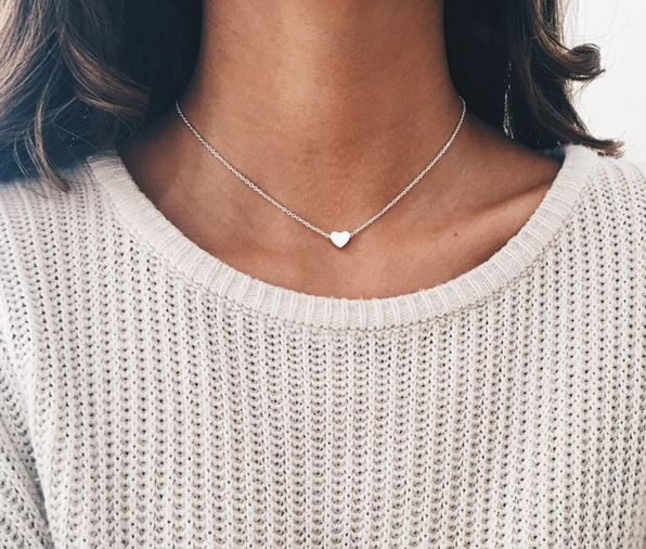 Five Ways to Wear Your Necklace With Precious Style