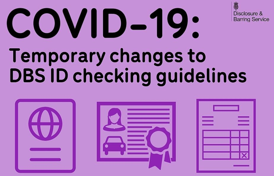 The DBS changes taking place concerning healthcare in the UK during COVID-19