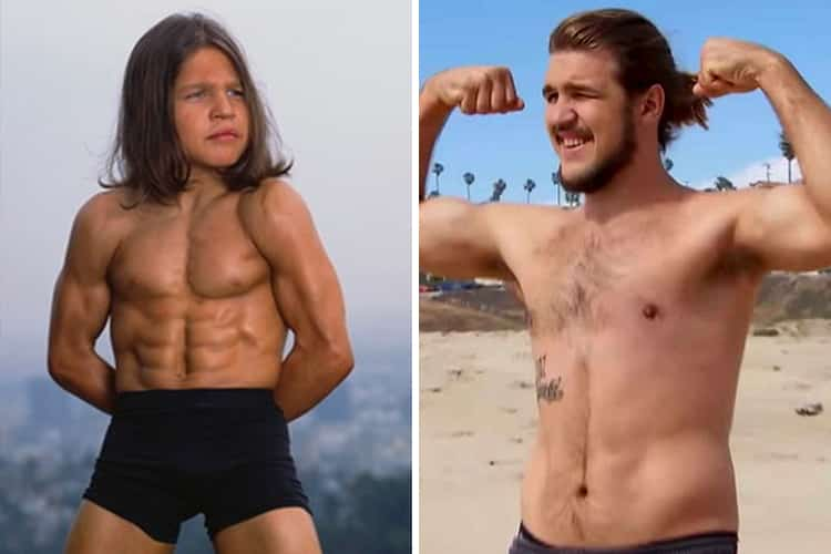 little hercules then and now