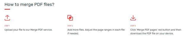 Best tools to merge pdf