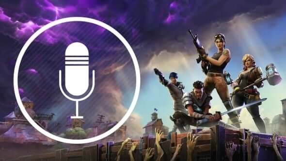 Fortnite Mic Not Working PC