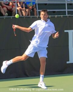 It's a New Generation: Young Tennis Player Ronald Hohmann on Creating His Own Destiny