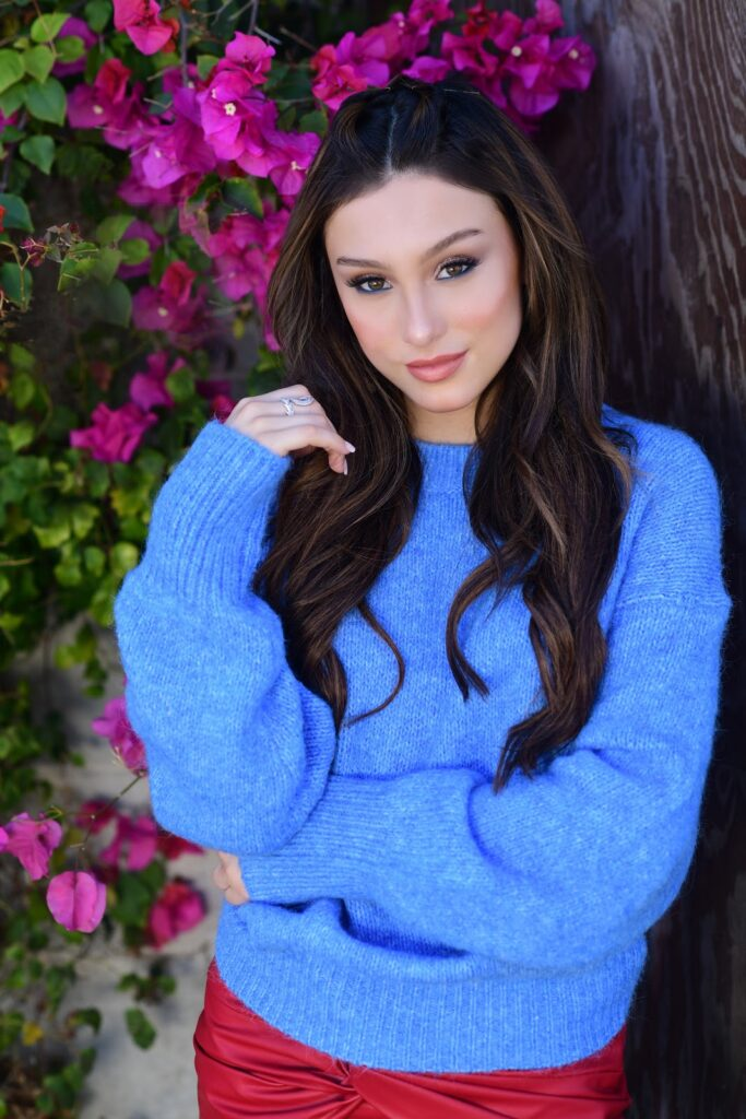 More than Movies: Young Actress, Jennifer Michele, Encourages Others to Reach Out