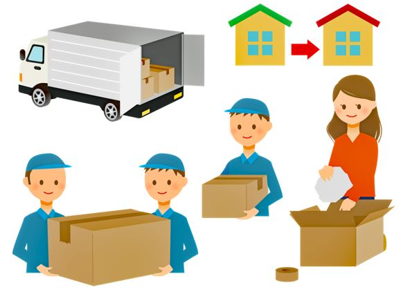 Hiring A Moving Company To Do all things