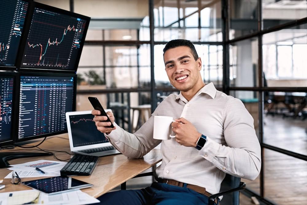 ZAR account forex trader